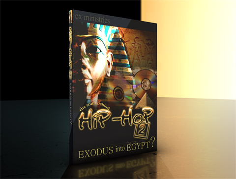 The Truth Behind Hip Hop Part 2 - Exodus into Egypt?:   Combo Digital/DVD Pack