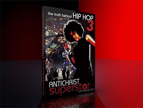 The Truth Behind Hip Hop Part 3 - Antichrist Superstar:  Combo Digital/DVD Pack