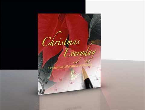 Christmas Everyday:  Combo Digital/CD Pack