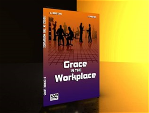 Grace in the Work Place:  Combo Digital/DVD Pack