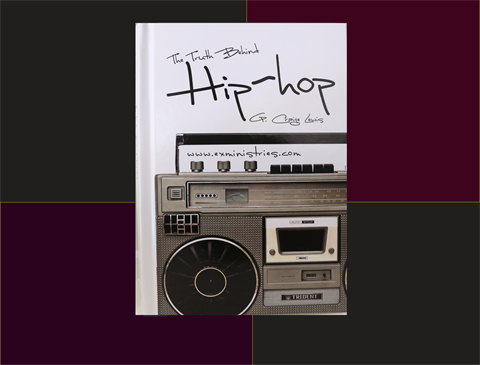 The Truth Behind Hip Hop Book Hardcover Edition